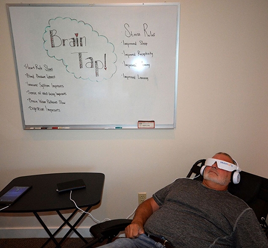 BrainTap at Rolnick Chiropractic