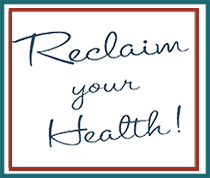 Reclaim your Health - Call (207)283-1168 today!